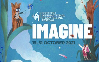 Daniel Abercrombie – Scottish International Storytelling Festival