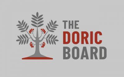 Doric Board New Year Awards