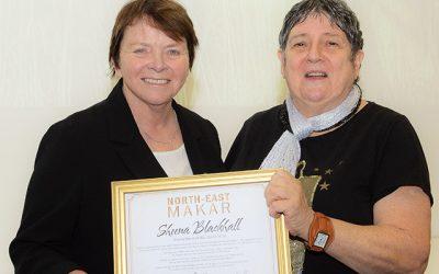 Doric Board Awards Sheena Blackhall Key Appointment